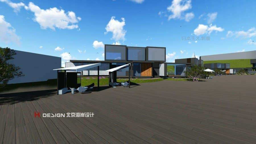 北京海岸设计