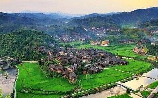 特色小镇设计 鹿寨县中渡镇规划方向