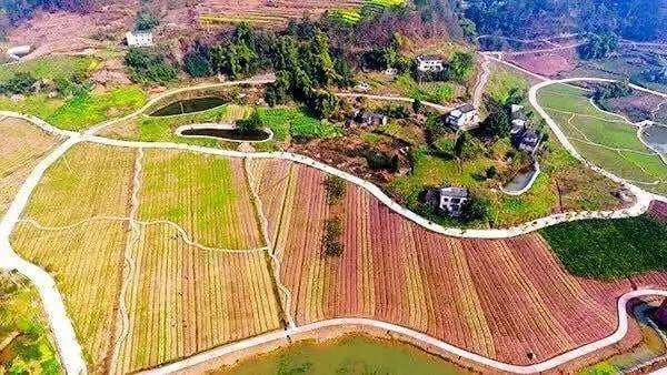 特色小镇设计 万州区武陵镇规划项目